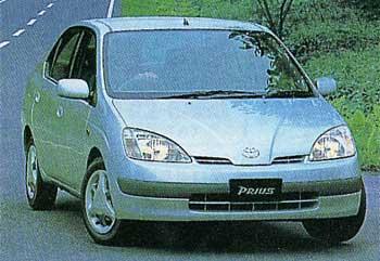 ハイブリッド乗用車『プリウス』
