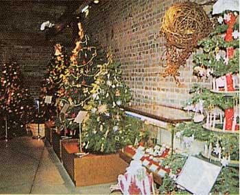 金森洋物館フェリシモクリスマスミュージアム