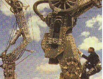 函館グランドシネマで上映しているワイルド・ワイルド・ウエスト