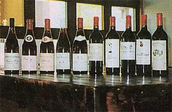 浪漫王国のワイン