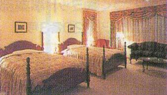 クロフォード・イン大沼の客室