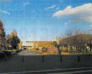 市民会館市民体育館