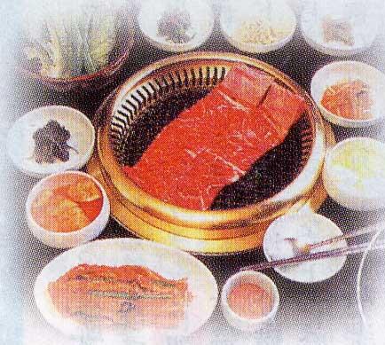 韓国の焼肉