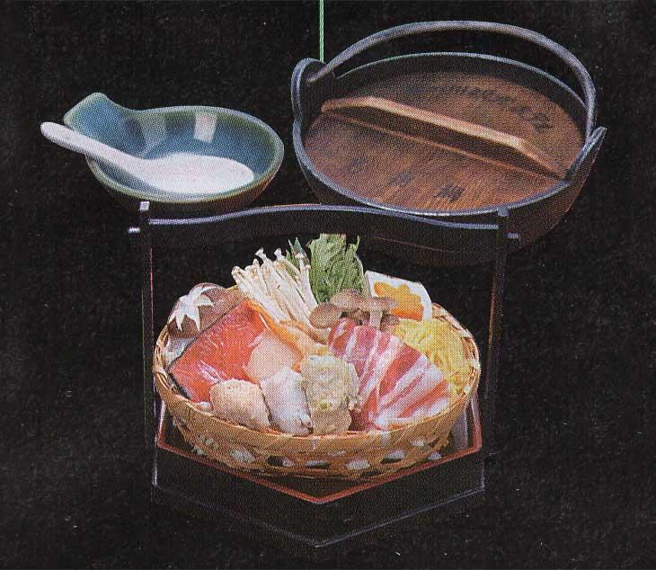 湯の川観光ホテルの海賊鍋