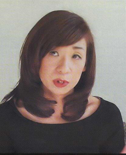 将来の夢について語る小澤貴代美さん