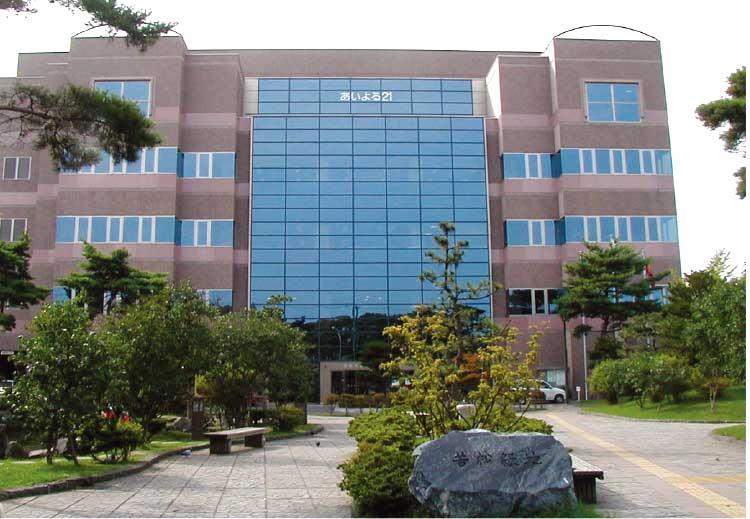 函館市総合福祉センターあいよる21