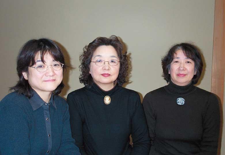 函館友の会のメンバー