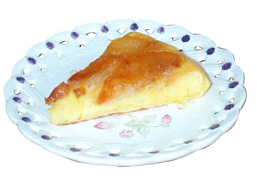 アップルケーキ