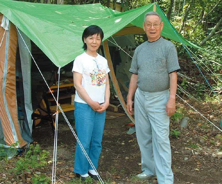 中川義和さん、美佐子さん夫妻