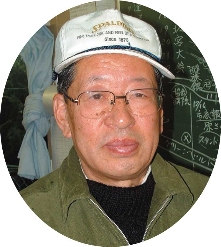 函館エコロジークラブ熱帯植物園担当坂井正治さん