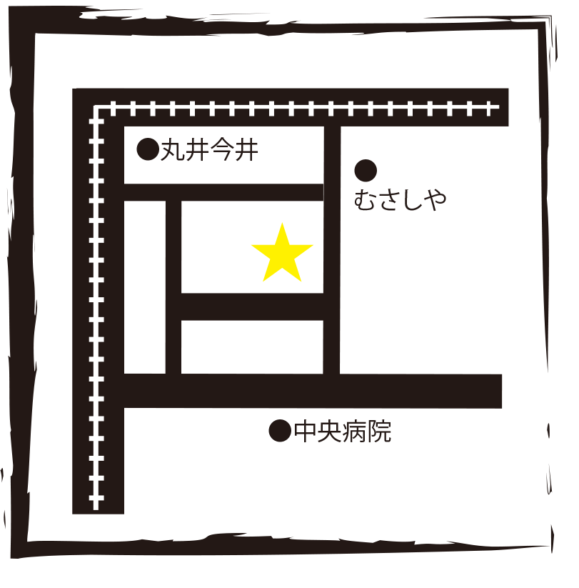 雅龍周辺地図