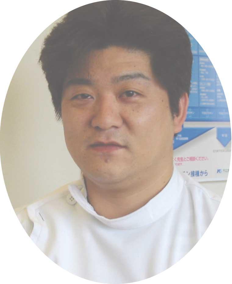 アルゴどうぶつ病院の伊藤正勝 先生