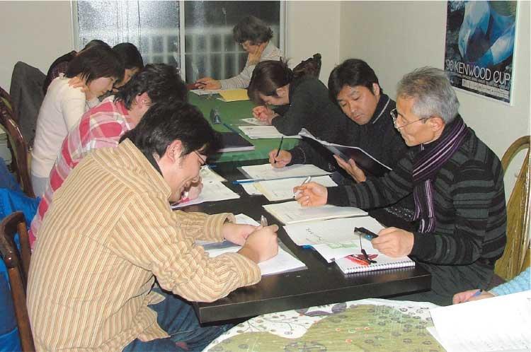 行政書士松田聡事務所で自分史を書いている人達