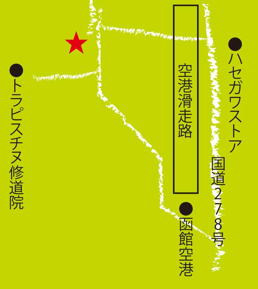 アイス118周辺地図