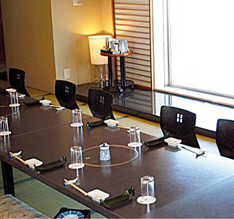 フィットネスホテル330函館の席