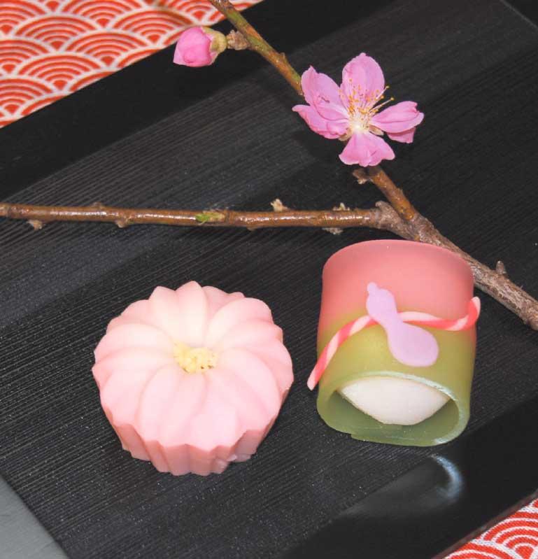 ひとつ風の桜便りと春の宵