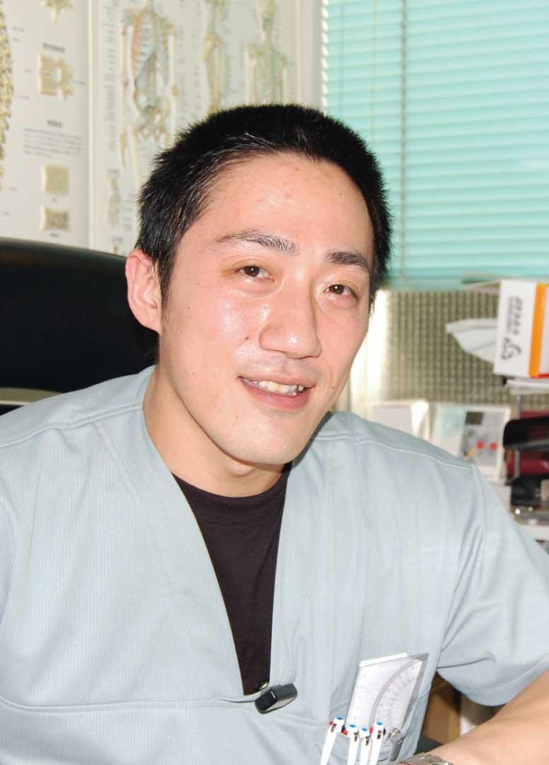 大村病院副院長・整形外科部長大村健久さん