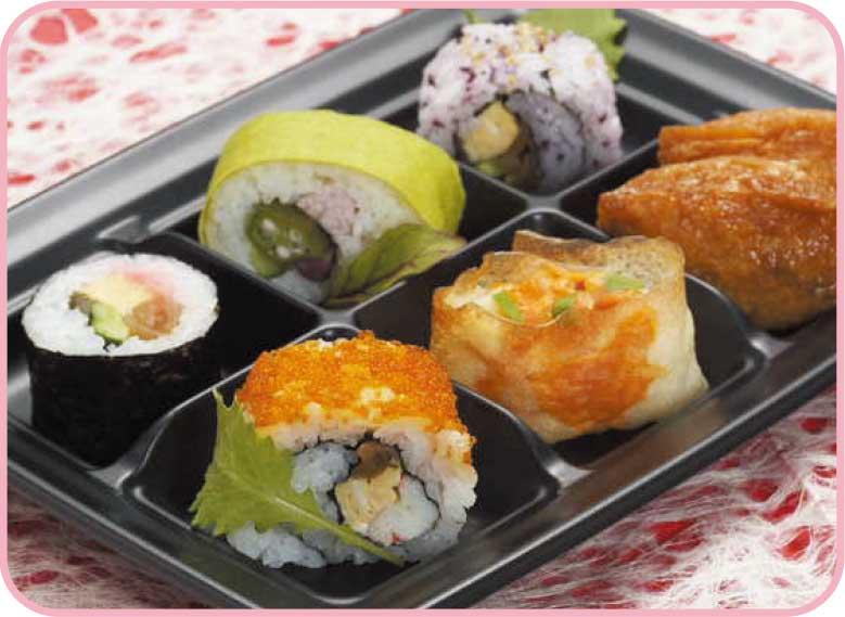 しゃりパティシェの創作寿司