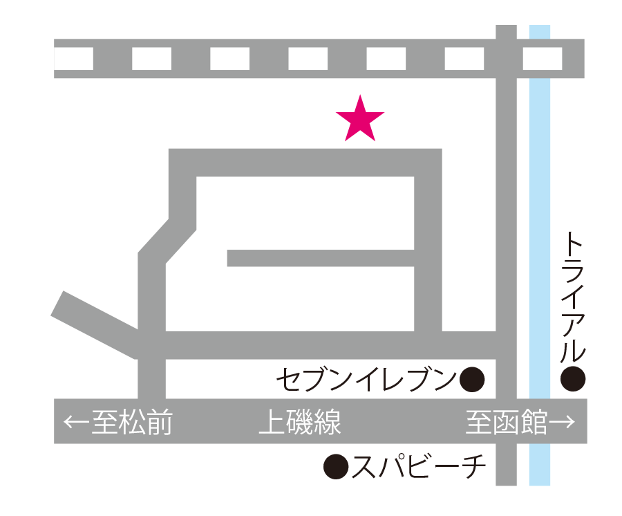 ジャンティ周辺地図