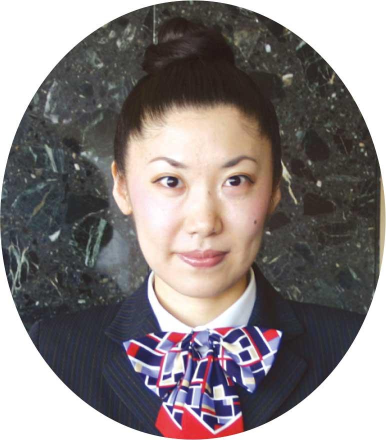 ホテルリソル函館営業企画課チーフ田代理恵子さん