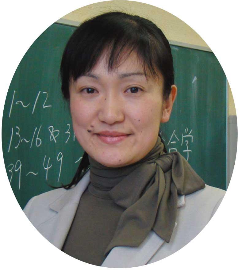 亀田中学校栄養教諭伊藤綾子さん
