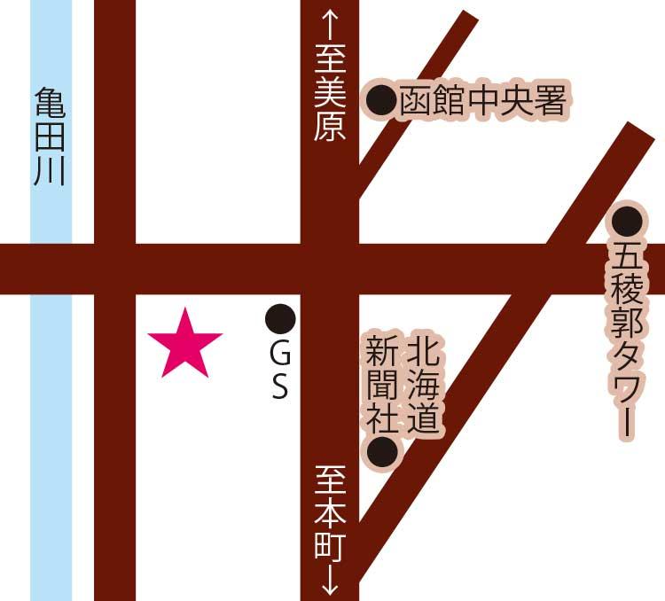 シュウェットカカオ周辺地図