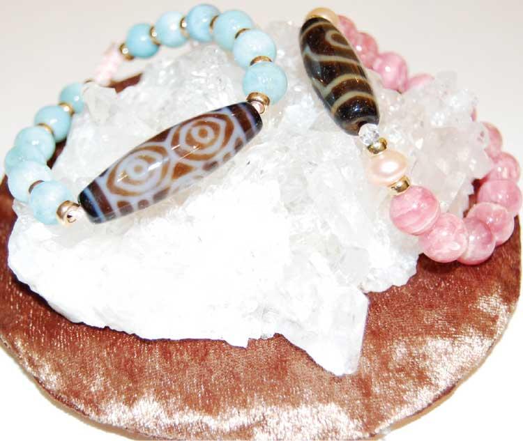ザ・グリーンターラ函館店の天珠のブレスレット