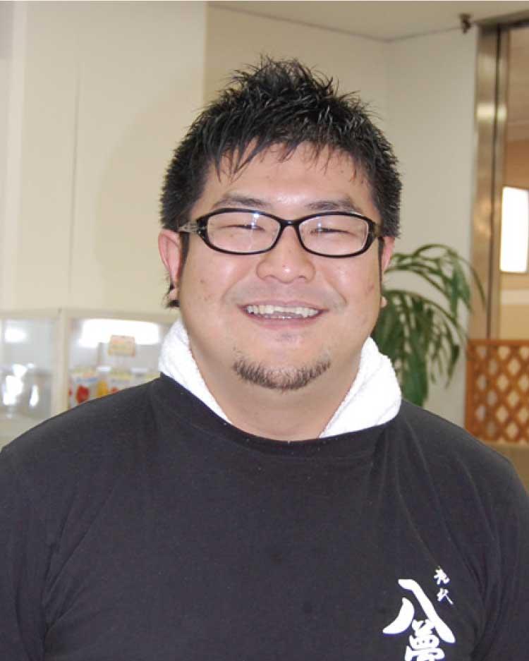 北海道ラボラトリー代表取締役社長國分晋吾さん