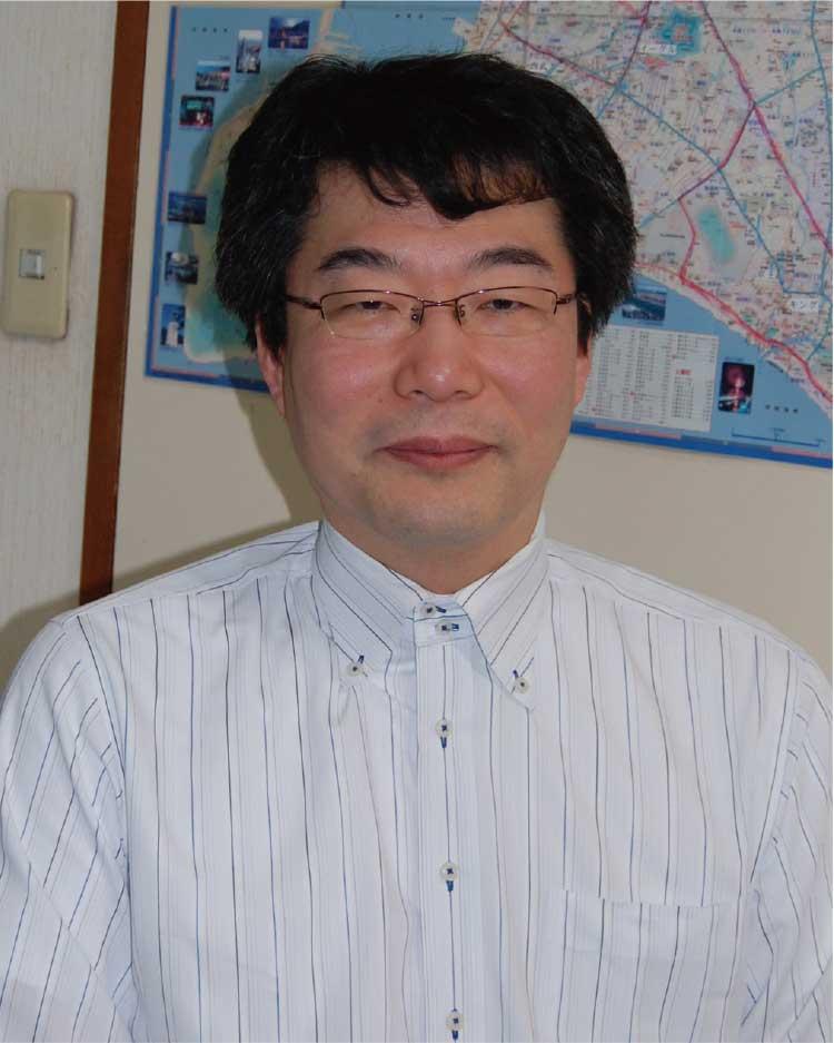 はこだてもりあげ隊事務局長恩田泰久さん