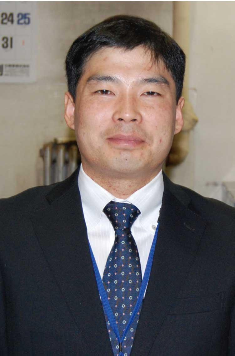 北海道大学大学院水産科学研究院申東煥さん