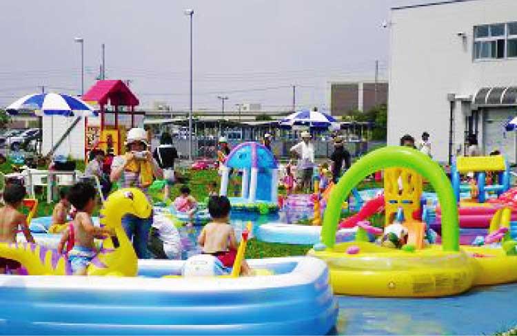函館競輪場公園広場