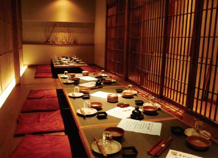Hakodate Dining備後屋店内