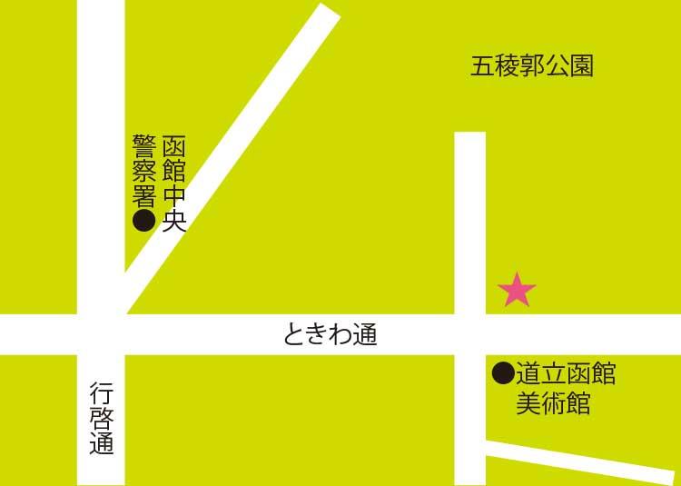四季海鮮旬花周辺地図