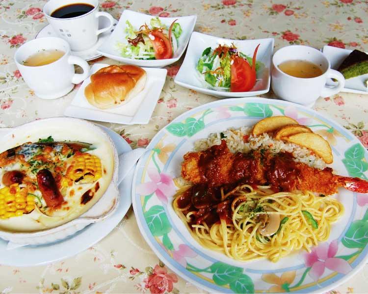レストラン龍杉創のジェニーライス