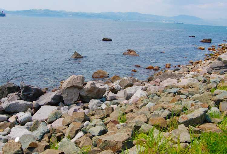入舟町前浜海水浴場