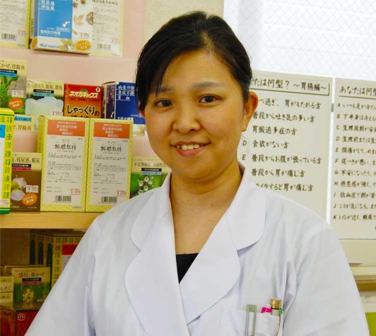 よねざわ薬品の米澤弘美先生