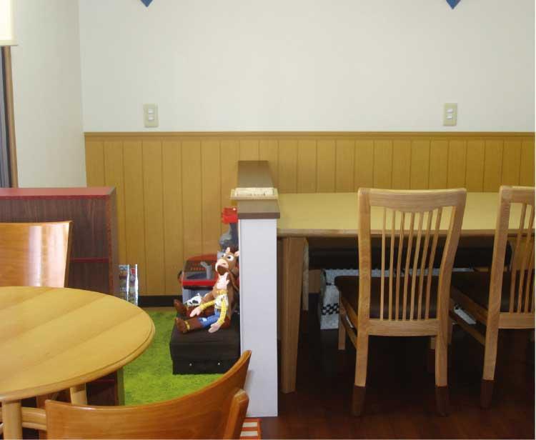 キッチンnosukeya店内