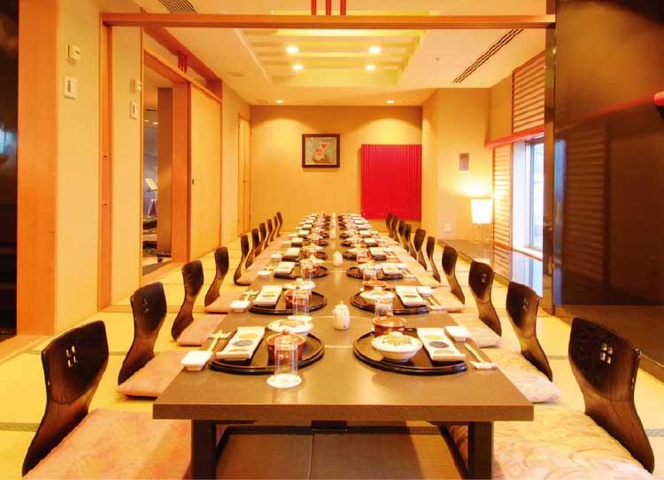 ホテルリソル函館の広い個室