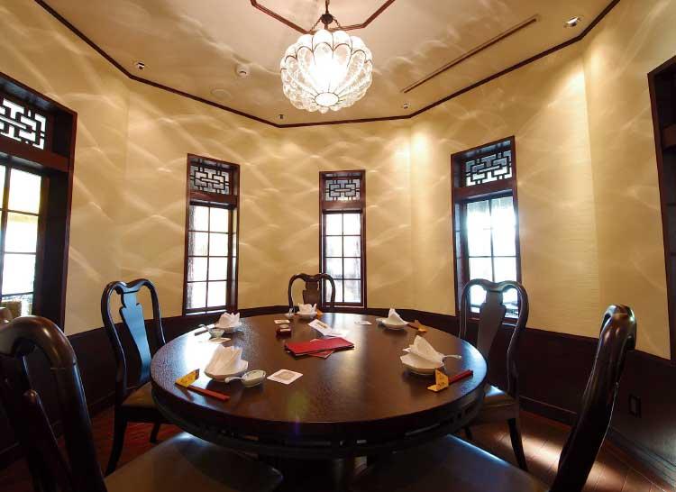 海鮮中華海風楼の個室