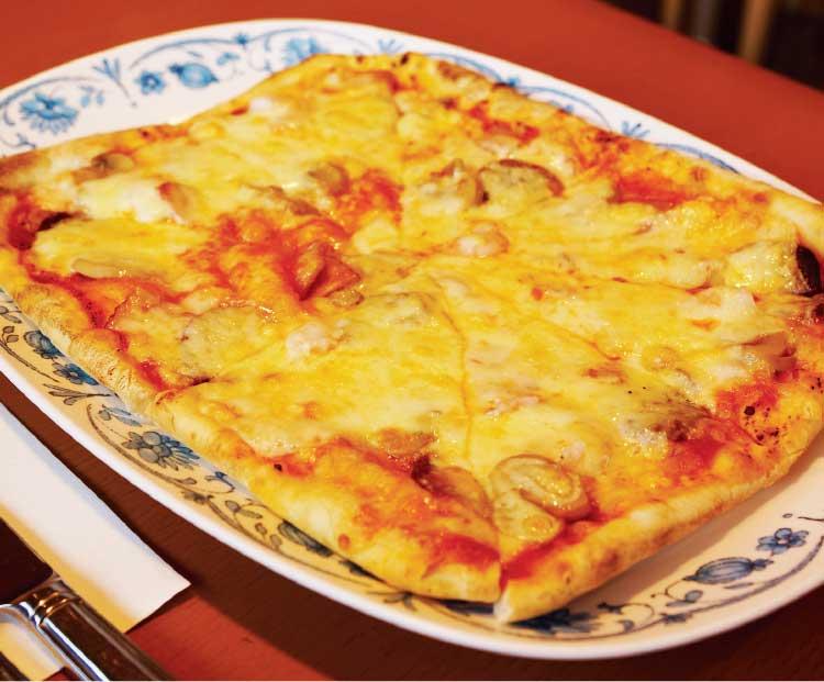 レストランレアールのマルゲリータ