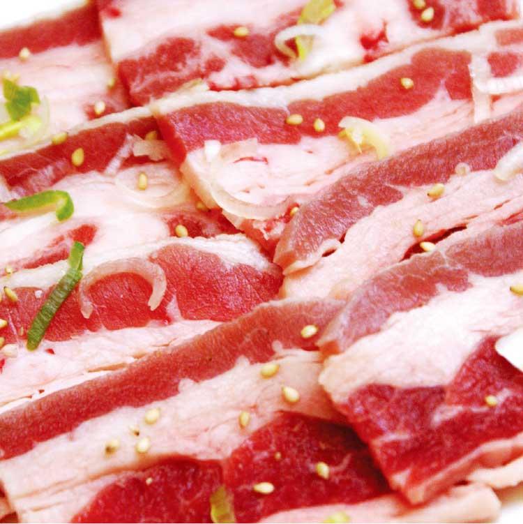 一心亭の食べ放題お肉