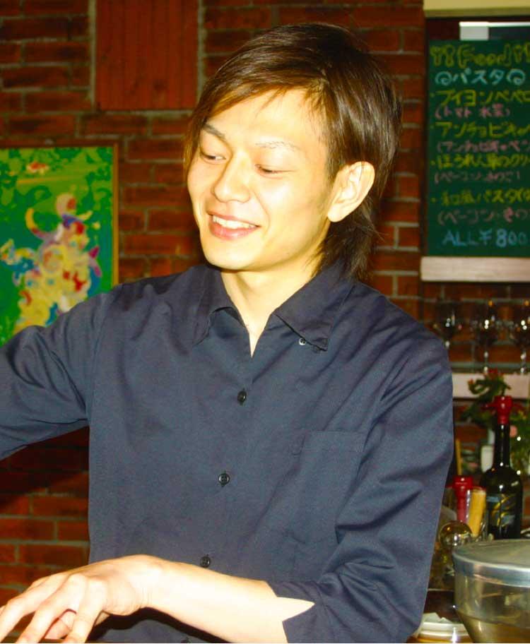 リコリスオーナー谷内田瞬介さん