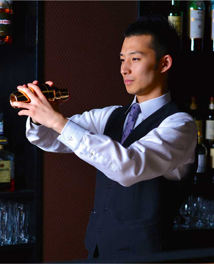 Lounge&Bar北風オーナー北風健一さん