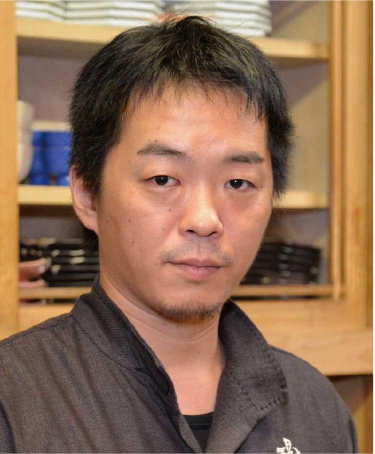 和食居酒屋醍醐代表川嶋祐輔さん