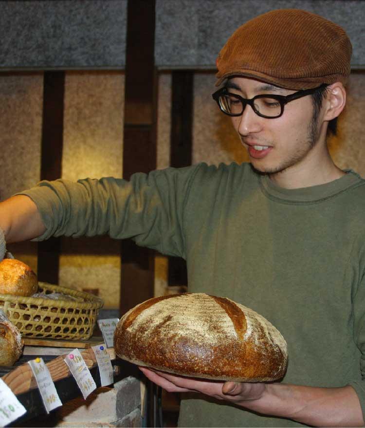 天然酵母パン tombolo代表苧坂淳さん