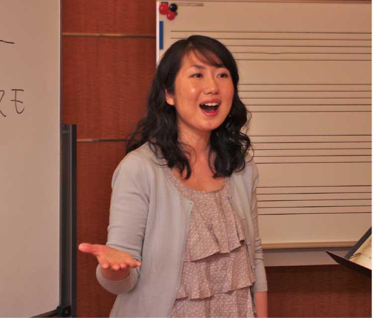 ヤマハアベニュー五稜郭の女性講師