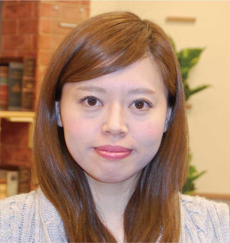 岩田 綾子さん