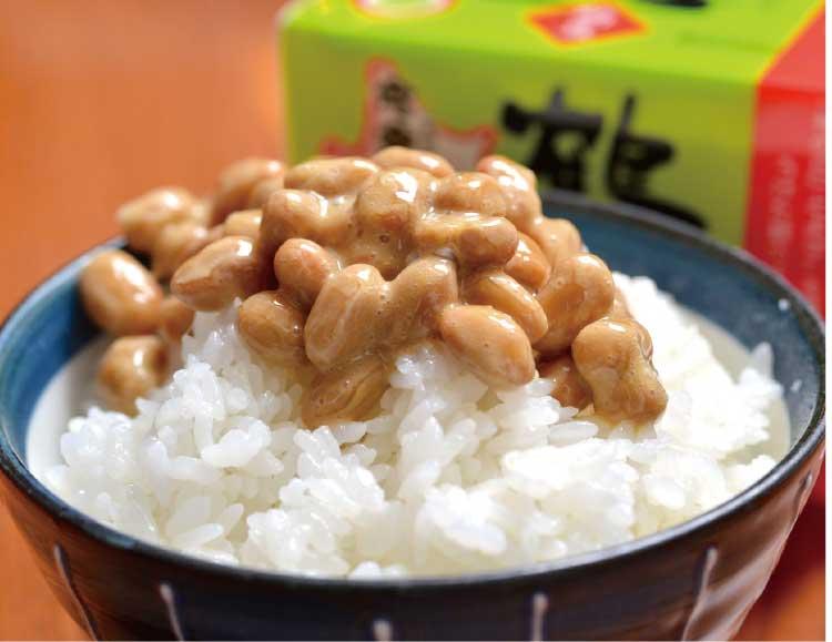 だるま食品本舗の納豆