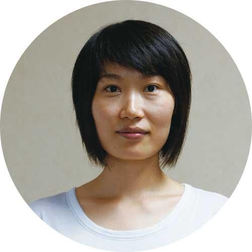 中国語講師馬麗さん
