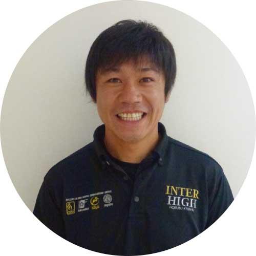 NAスポーツスクール指導者高松勇輝さん